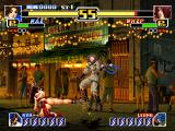 The King of Fighters '99: Millennium Battle PlayStation Poor Whip