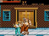 Final Fight Amiga Fighting DamnD