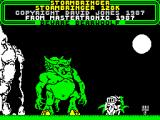 Stormbringer ZX Spectrum This guy looks tough.