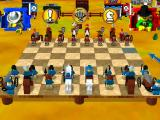 LEGO Chess Windows You can play the game in 3D...