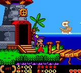 Shantae Game Boy Color Starting the game: pirates attack!