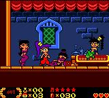 Shantae Game Boy Color Dance parlor. Hello girls!