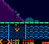 Shantae Game Boy Color There's a firefly out there, only visible during night time