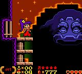 Shantae Game Boy Color One more bossfight