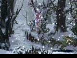 Valkyrie Profile PlayStation Beautiful snowy forest