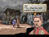 Valkyrie Profile PlayStation Talking to people and sharing their problems