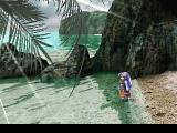 Valkyrie Profile PlayStation Lenneth is relaxing on the beach. Ragnarok can wait!