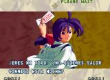 The Last Blade Neo Geo Akari wins