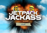Jetpack Jackass Browser Title screen