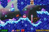 Kirby: Nightmare in Dreamland Game Boy Advance The laser can rebound in the slopes
