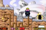 Kirby: Nightmare in Dreamland Game Boy Advance Kirby is ready to blast off