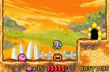 Kirby: Nightmare in Dreamland Game Boy Advance The foe is riding in my maxi tomato
