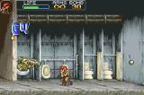 Metal Slug Advance Game Boy Advance A hidden soldier coming from the sink