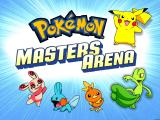 Pokémon: Masters Arena Windows Title Screen