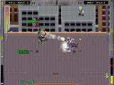 Sōkō Hime Baldrfist Windows Tough fight in an urban area. I don't seem to earn much...