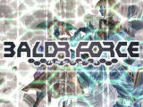 Baldr Force Windows Title screen