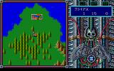 Crimson III PC-98 World map