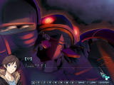Baldr Sky Dive1: Lost Memory Windows Kou and a giant mech