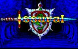 Issural: The Story of Calvan Sharp X1 Title screen