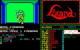 Lizard PC-88 An orc approaches