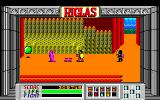 Riglas PC-88 This magenta character shoots projectiles