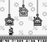 Super Mario Land 2: 6 Golden Coins Game Boy The three little pigs, one of the game bosses