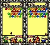Bust-A-Move Millennium Game Boy Color Dreg: I need a Puzzler's promise. Repeat after me: Yo-ho, Yo-ho, near the bubbles I'll never go!