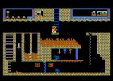 Montezuma's Revenge Atari 5200 This is a dangerous looking room...