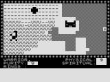 Black Crystal ZX81 Starting location