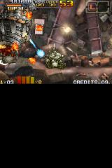 Metal Slug 7 Nintendo DS Boss!
