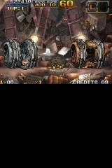 Metal Slug 7 Nintendo DS Morden fails