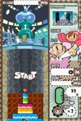 Mr. DRILLER: Drill Spirits Nintendo DS Start digging!