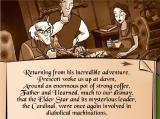 Arcane: Online Mystery Serial - The Stone Circle Episode 4 Browser It seems the beginning of a hard day...