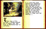 Joan of Arc: Siege & the Sword DOS Opening sequence 5 (EGA)