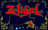 Zeliard PC-88 Title screen