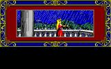 Zeliard PC-88 The princess alone in the rain...