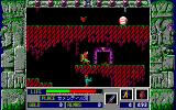 Zeliard PC-88 Zombies, evil plants... oh my!