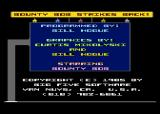 Bounty Bob Strikes Back! Atari 5200 Title screen
