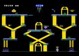 Bounty Bob Strikes Back! Atari 5200 Plenty of slides on this level