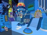 Dexter's Laboratory: Science Ain't Fair Windows The game's menu is a picture of Dexter's Laboratory in which there are several hotspots. Currently Dexter's about to activate the jukebox.