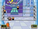 Dexter's Laboratory: Science Ain't Fair Windows The Monkey Clone game. Monkeys try to steal the batteries and must be shot, meanwhile Dee Dee floats overhead and launches missiles