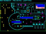 Rebelstar Raiders ZX Spectrum Break the wall