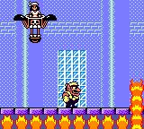 Wario Land II Game Boy Color Fighting Captain Syrup