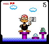 Wario Land II Game Boy Color  Flagman D-D gameplay