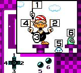 Wario Land II Game Boy Color  Flagman D-D help screen