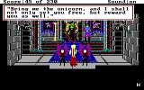 King's Quest IV: The Perils of Rosella DOS AGI: First task from Lolotte