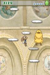 doodle jump: HOP The Movie iPhone Bigger chicken appear!