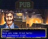 The Granstream Saga PlayStation Some dialogues have such portraits