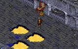 Pagan: Ultima VIII DOS Better step carefully - suddenly the ground may break into hot lava