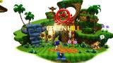 Sonic: Generations Windows The hub, where you can choose your level